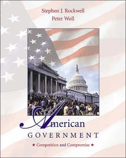 American Government:Competition and Compromise W/ Powerweb; MP