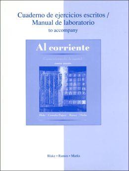 Workbook/Laboratory Manual to accompany Al corriente: Un curso intermedio de espanol
