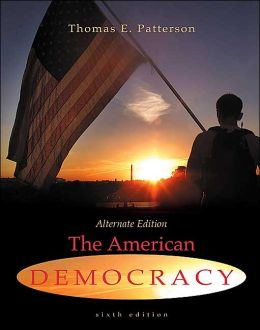 The American Democracy Alternate Edition with Powerweb; MP