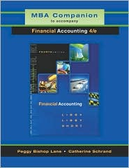 MBA Companion for Use with Financial Accounting