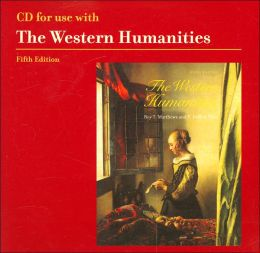 Music CD for use with The Western Humanities