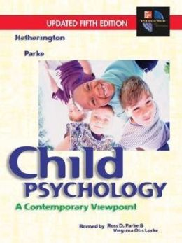 Child Psychology: A Contemporary Viewpoint