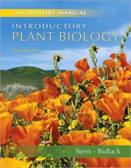 Laboratory Manual to accompany Stern's Introductory Plant Biology