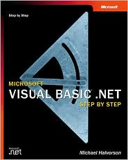 Microsoft; Visual Basic .NET Step by Step