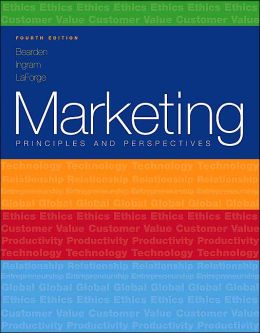 Marketing: Principles and Perspectives W/ Powerweb, 4/E (Looseleaf)