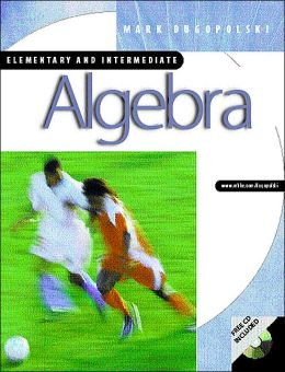 MP: Elementary and Intermediate Algebra W/ Smart CD