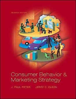 Consumer Behavior and Marketing Strategy (McGraw-Hill/Irwin Series in Marketing)