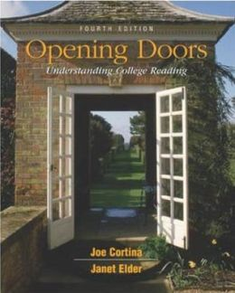Opening Doors - Text Only