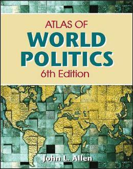 Atlas of World Politics
