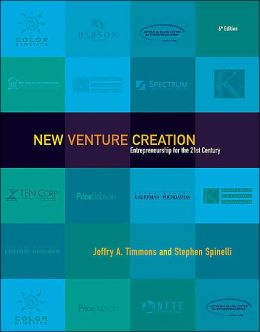 New Venture Creation: Entrepreneurship for the 21st Century with Powerweb and New Business Mentor CD