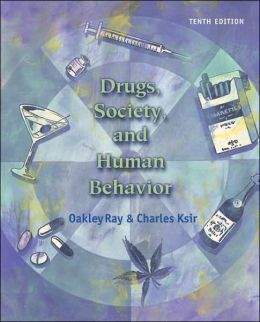 Drugs, Society, and Human Behavior with Powerweb and Healthquest CD-ROM