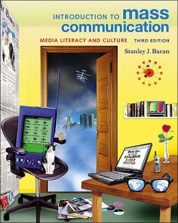 Introduction to Mass Communication: Media Literacy and Culture, with Free Media World CD-ROM and Powerweb