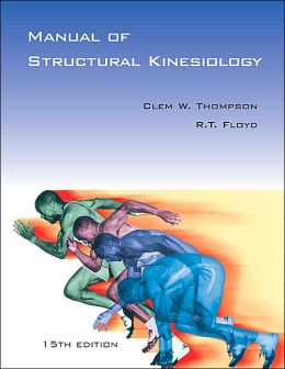 Manual of Structural Kinesiology with Powerweb/Olc Bind-in Passcard