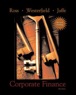 Corporate Finance (The McGraw-Hill/Irwin Series in Finance, Insurance and Real Estate) with PowerWeb