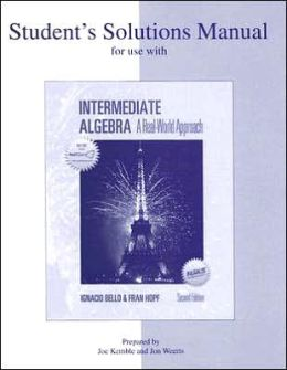 SSM Fundamentals with Bello, Intermediate Algebra