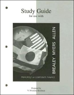 Principles of Corporate Finance Study Guide