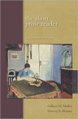 The Short Prose Reader