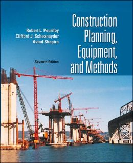 Construction Planning, Equipment, and Methods