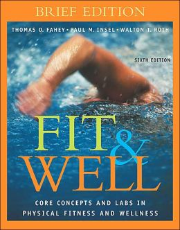 Fit and Well, Brief Edition / With Journal and 4.2 CD
