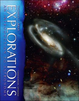 Explorations: An Introduction to Astronomy