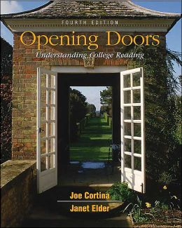 Opening Doors: Understanding College Reading