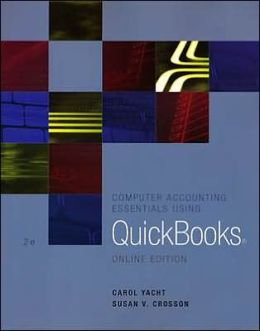 Computer Accounting Essentials Using QuickBooks