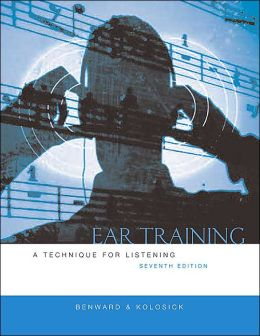 Ear Training : Technique for Listening - With CD