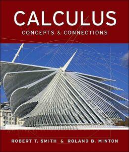 Calculus: Concepts & Connections