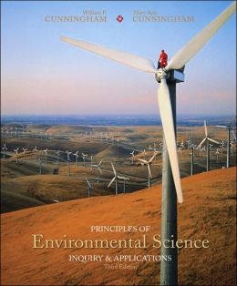 MP: Principles of Environmental Science with OLC