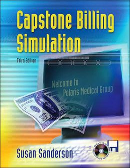 MP: Capstone Billing Simulation with Student Data Disk