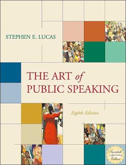 The Art of Public Speaking (Text, Student CD-ROM Guidebook v.4.0, and Audio Abridgement CD Set)