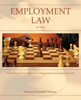 Employment Law: Going Beyond Compliance to Engagement and Empowerment