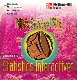 MBA Survival Kit: Statistics Interactive