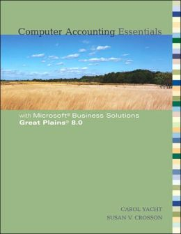 Computer Accounting Essentials