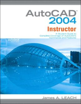 MP AutoCAD 2004 Instructor w/ AutoCAD 2005 Update