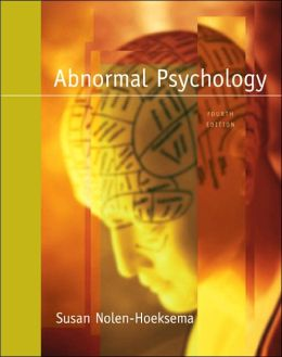 Abnormal Psychology with MindMap CD-ROM and PowerWeb