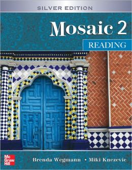 Mosaic 2 Reading Student Book: Silver Edition / Edition 5