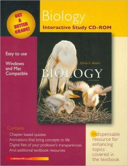Biology: Interactive Study CD-ROM