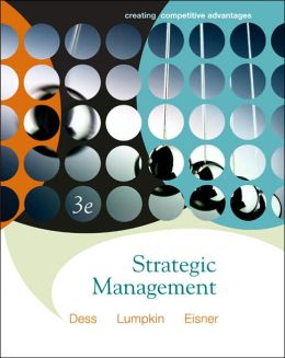 Strategic Management: Creating Competitive Advantage with OLC access Card