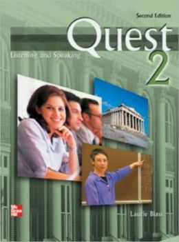 Quest Level 2 Listening and Speaking Student Book with Audio Highlights 2nd Edition