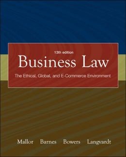 Business Law with OLC card and You Be the Judge DVD (Vol 1 &2)