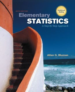 MP Elementary Statistics : A Step by Step Approach, Mathzone and Smart CD