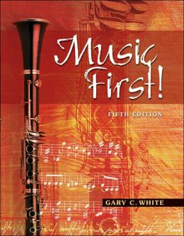 Music First! plus Audio CD and Keyboard Foldout