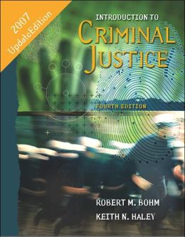 Introduction to Criminal Justice: with PowerWeb