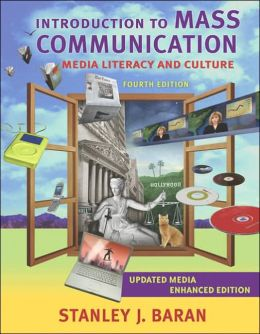 Introduction to Mass Communication: Media Literacy and Culture with PowerWeb and DVD