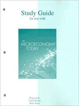 Study Guide (Printed) t/a The Micro Economy Today 11e