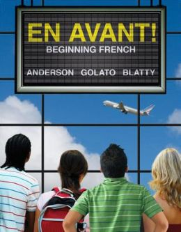 En Avant: Beginning French Workbook/Lab Manual