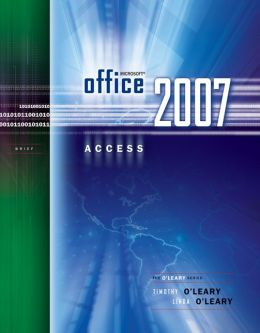 Microsoft Office Access 2007 Brief