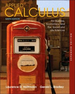 Applied Calculus for Business, Economics, and the Social and Life Sciences