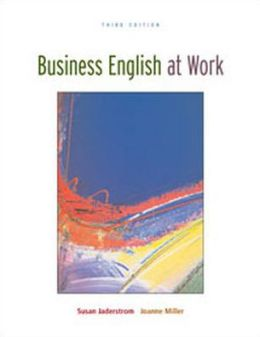 Business English At Work Student Text/Premium OLC Content Package